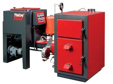Kaksoiskattilat toimivat tehokkaana ja edullisena lämmitysjärjestelmänä.